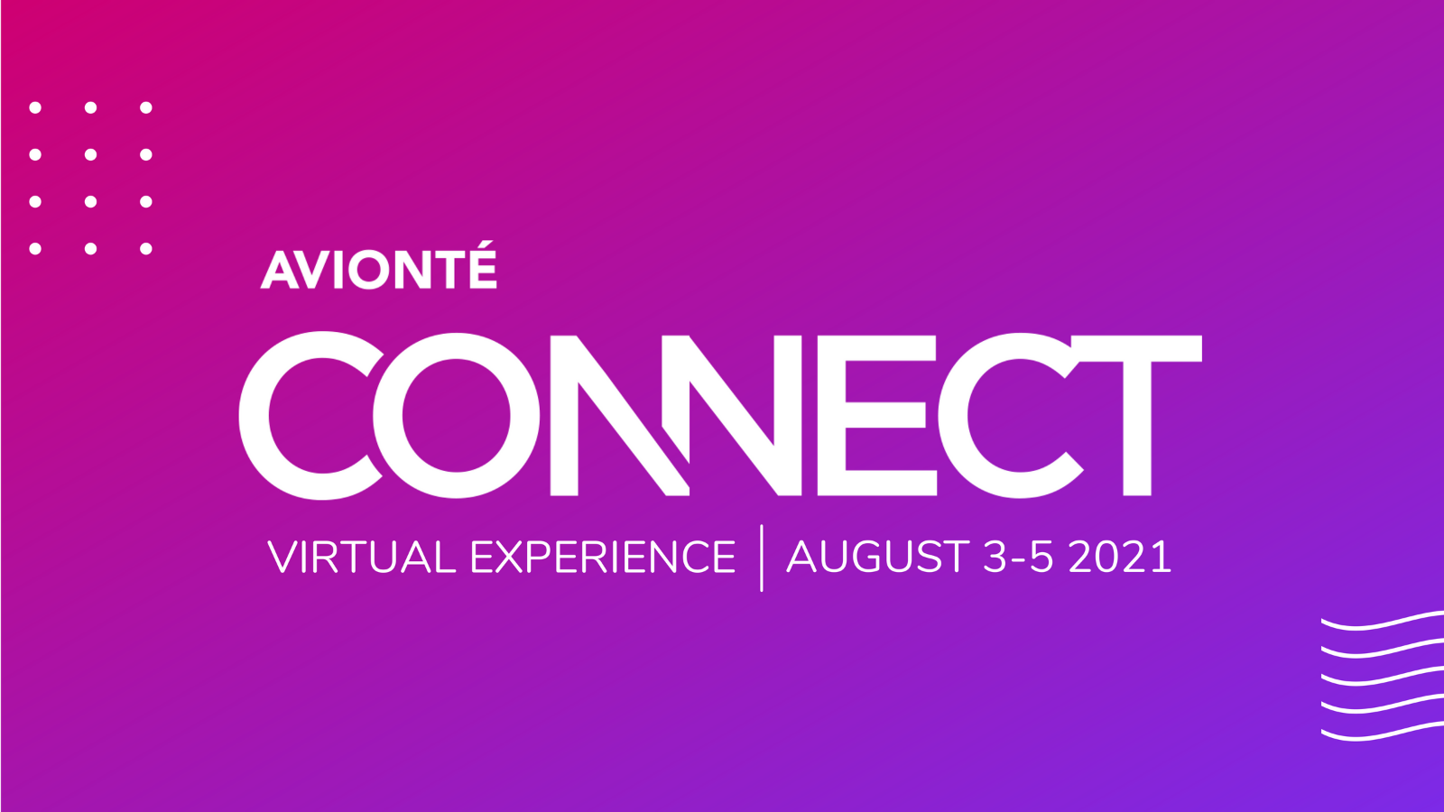 Join Able for Avionte CONNECT on August 3-5