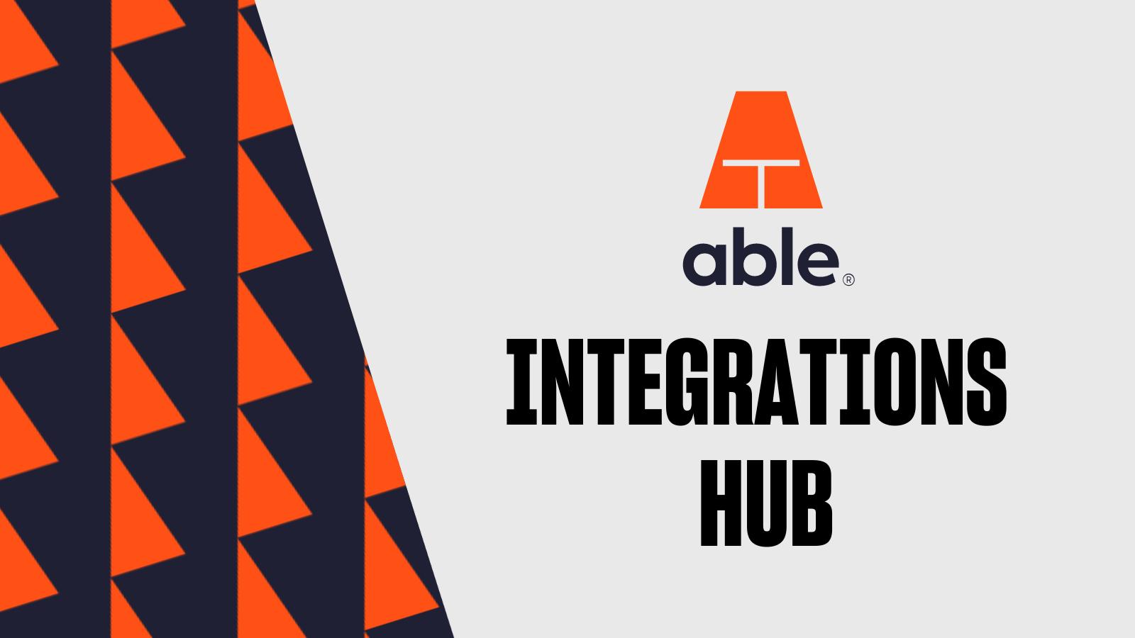 Able Integrations Hub