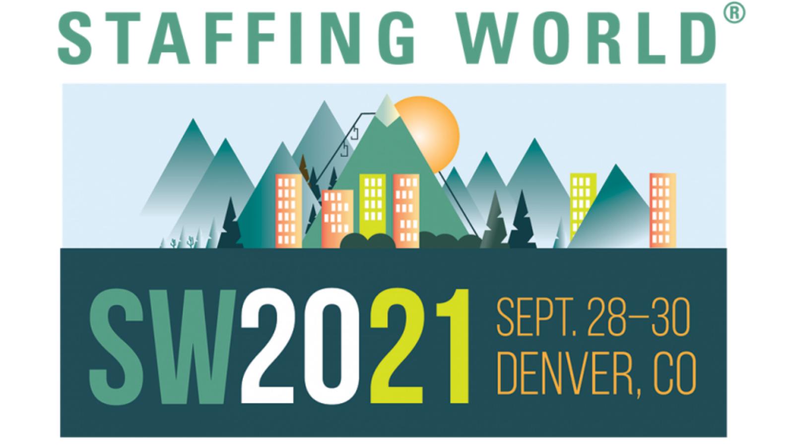 EVENT: Join us for Staffing World on September 28-30
