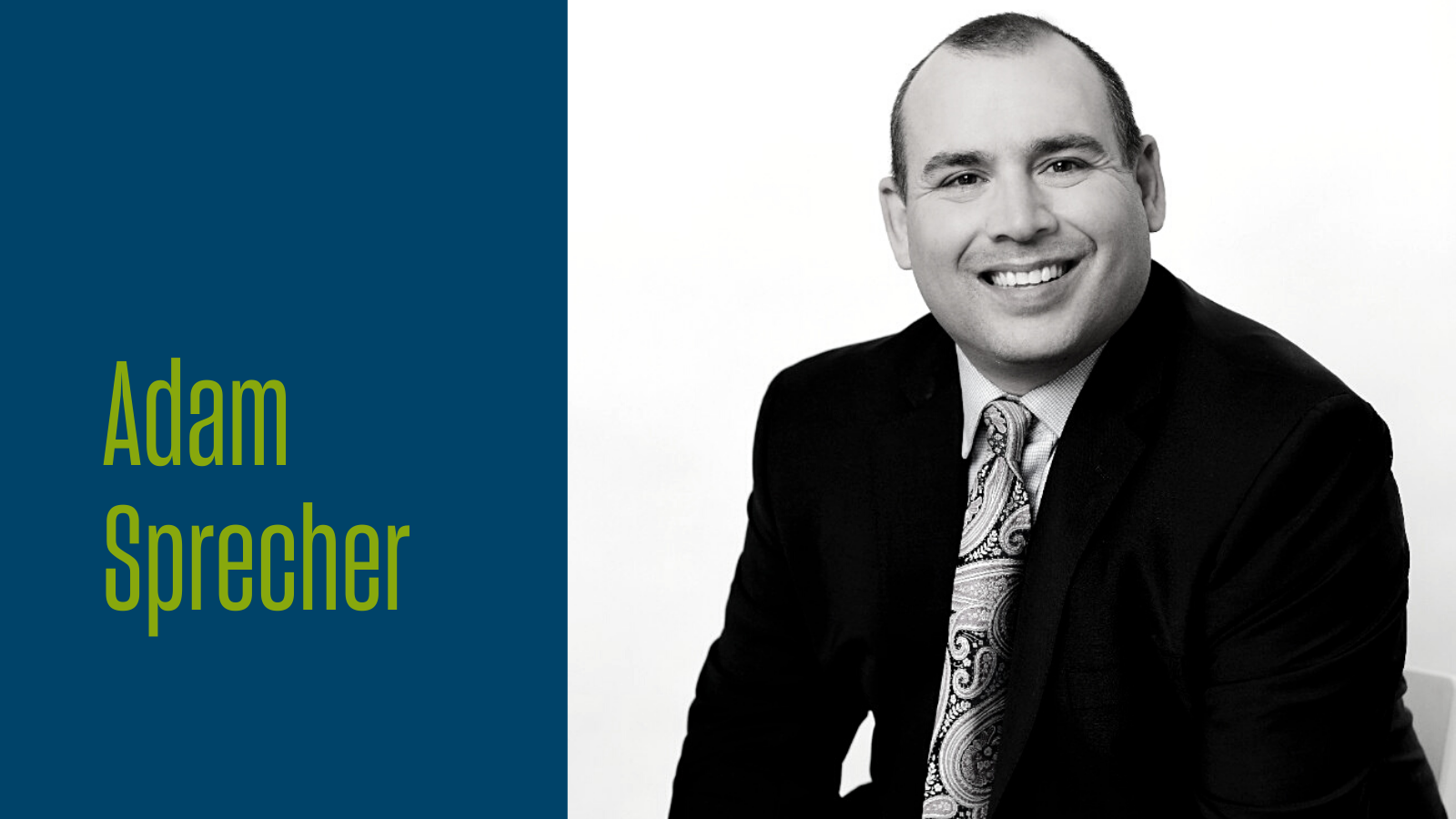 Reduce the Stress of Digital Transformation with Adam Sprecher