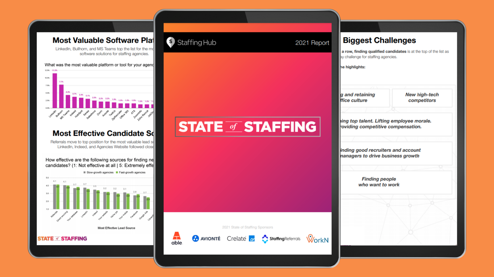 Staffing Industry's Top 10 Challenges And How to Solve Them